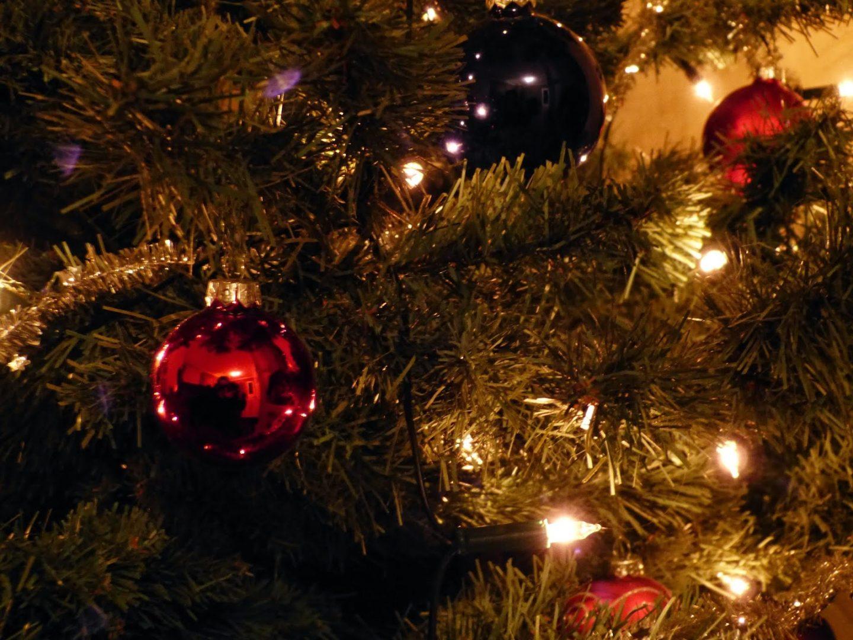 Kerst… Fingers crossed