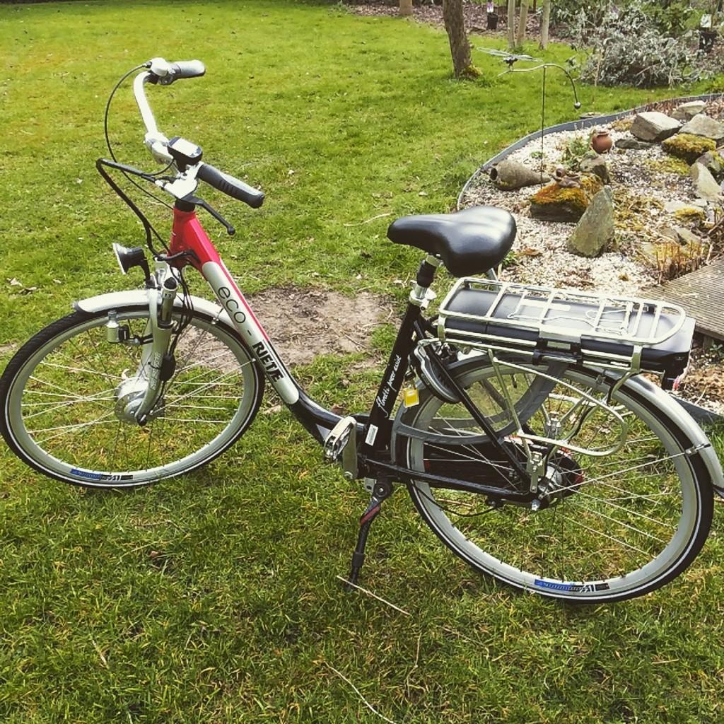 chronisch ziek elektrische fiets