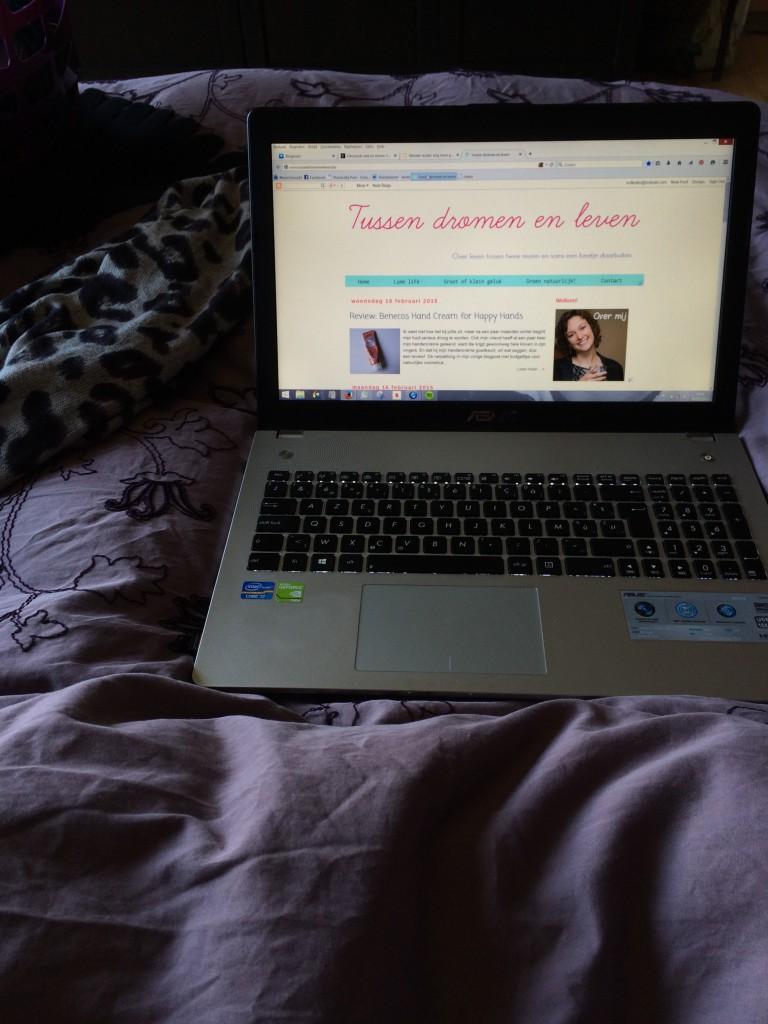 Chronisch ziek en bloggen