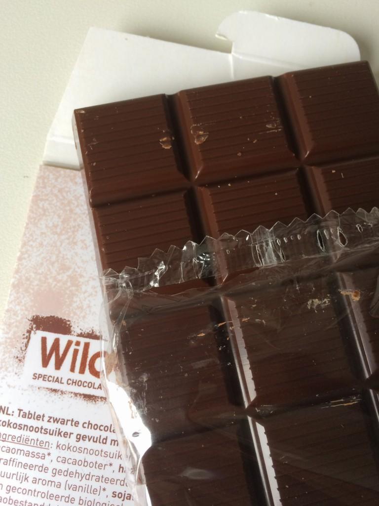 wiloco chocolade zonder suiker