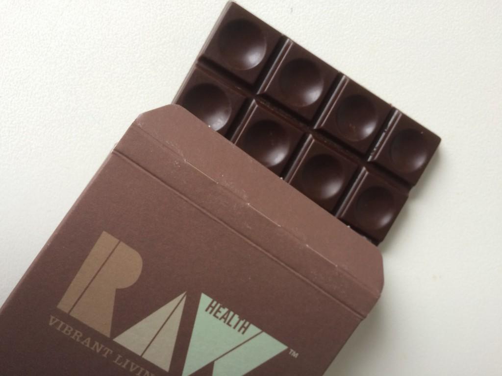 raw health chocolade zonder suiker