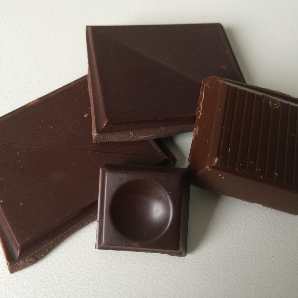 review chocolade zonder suiker