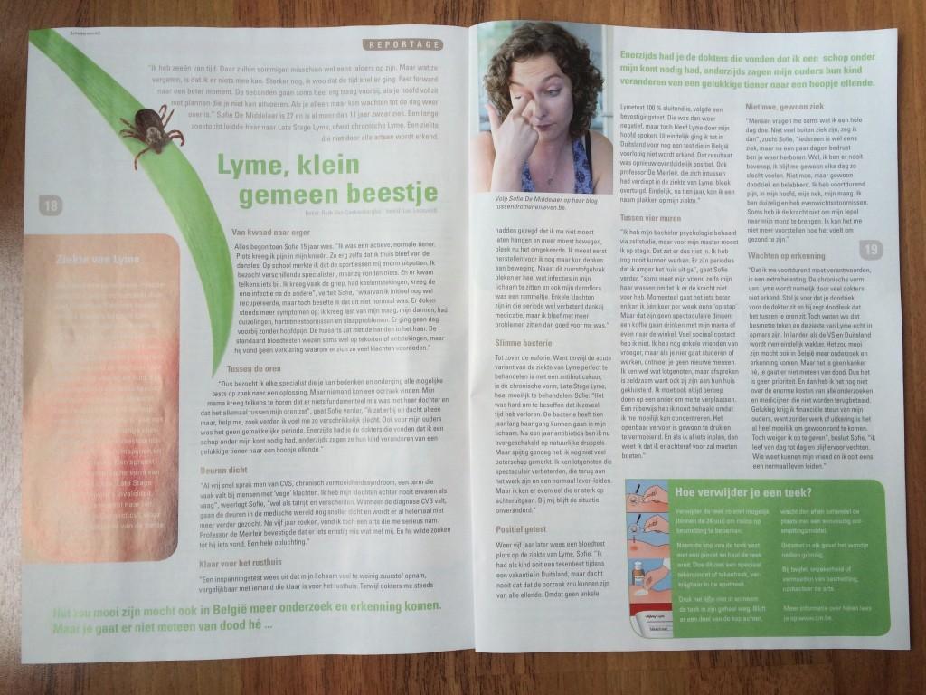 interview ziekte van lyme