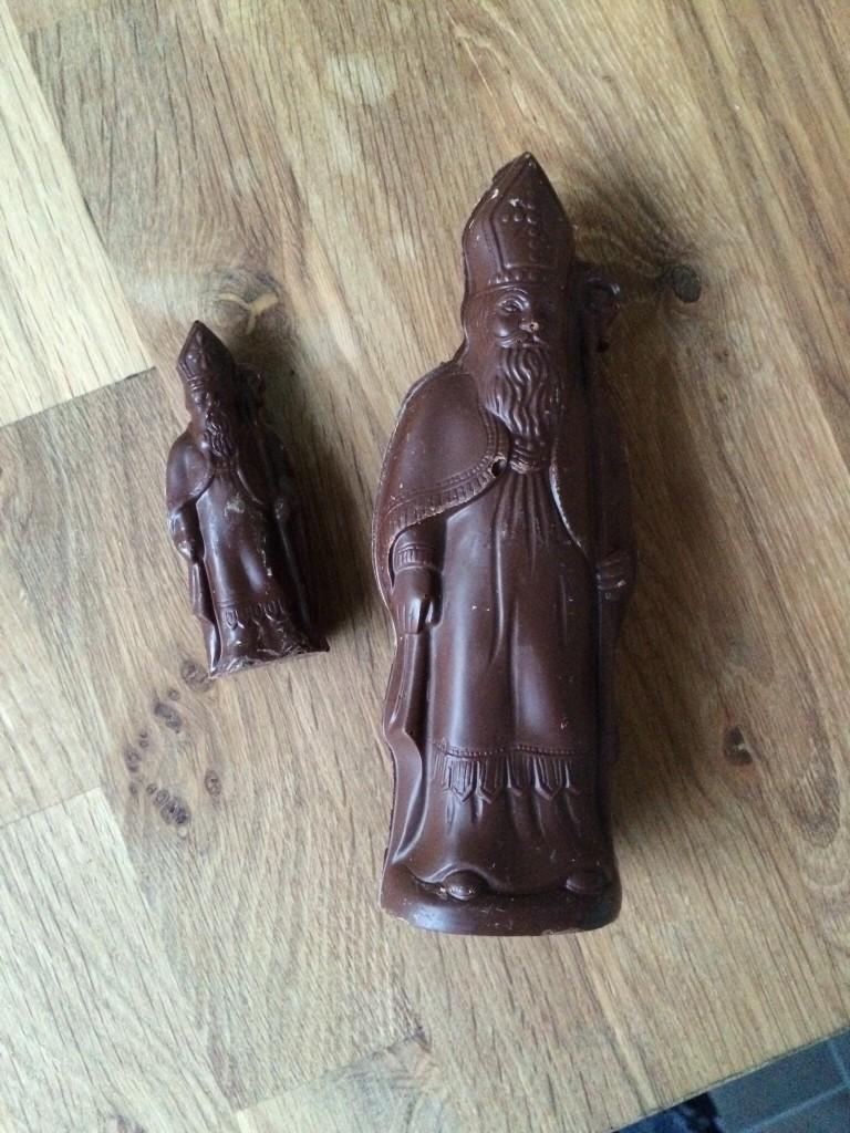 chocolade sinterklaas suikervrij