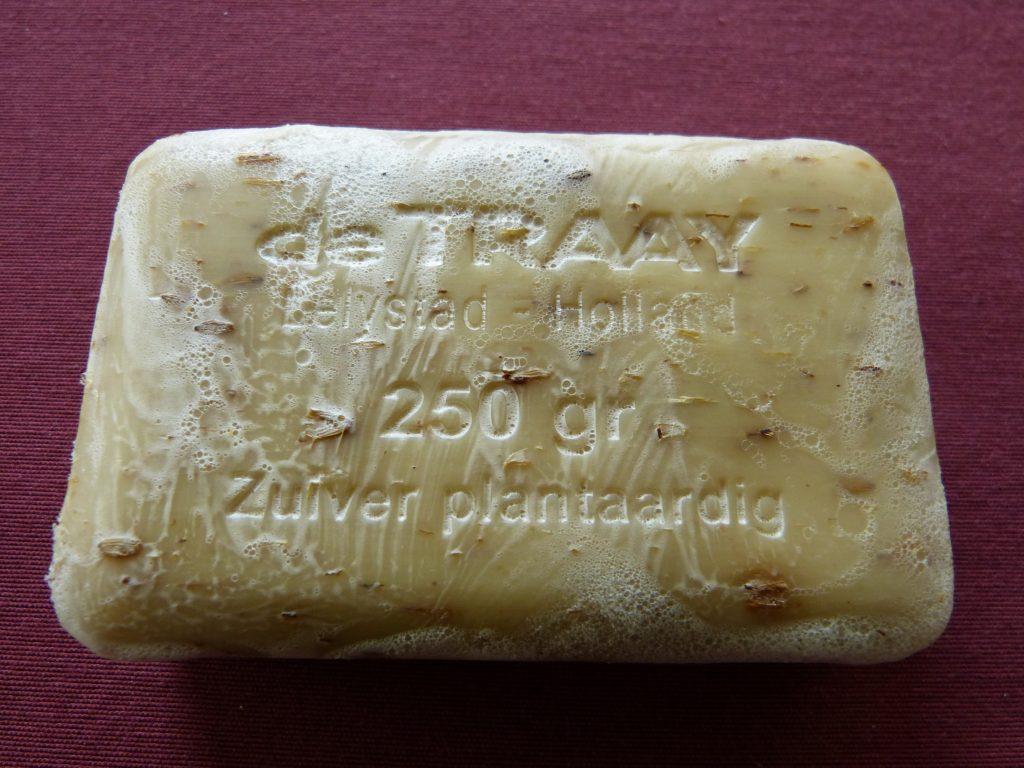 ecologische vaste zeep lavendel De Traay