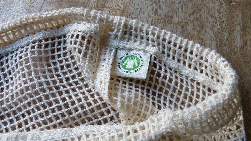 re-sack herbruikbare zakjes voor groenten en fruit