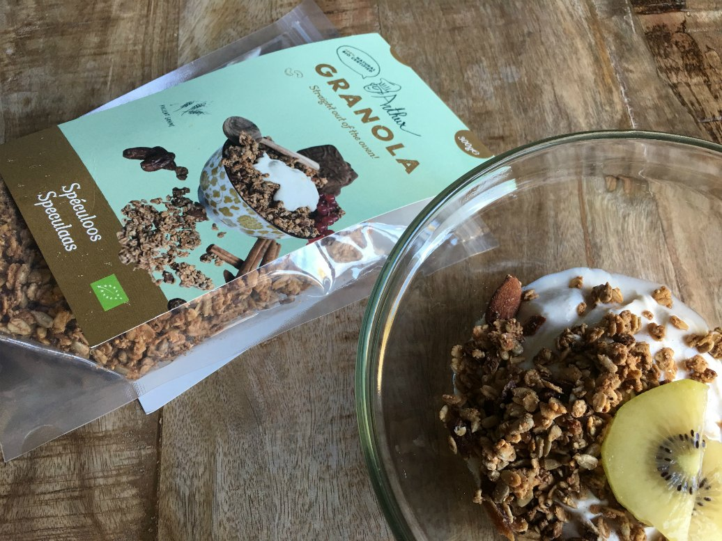 Granola van Arthur's mix: Ready-to-eat of DIY