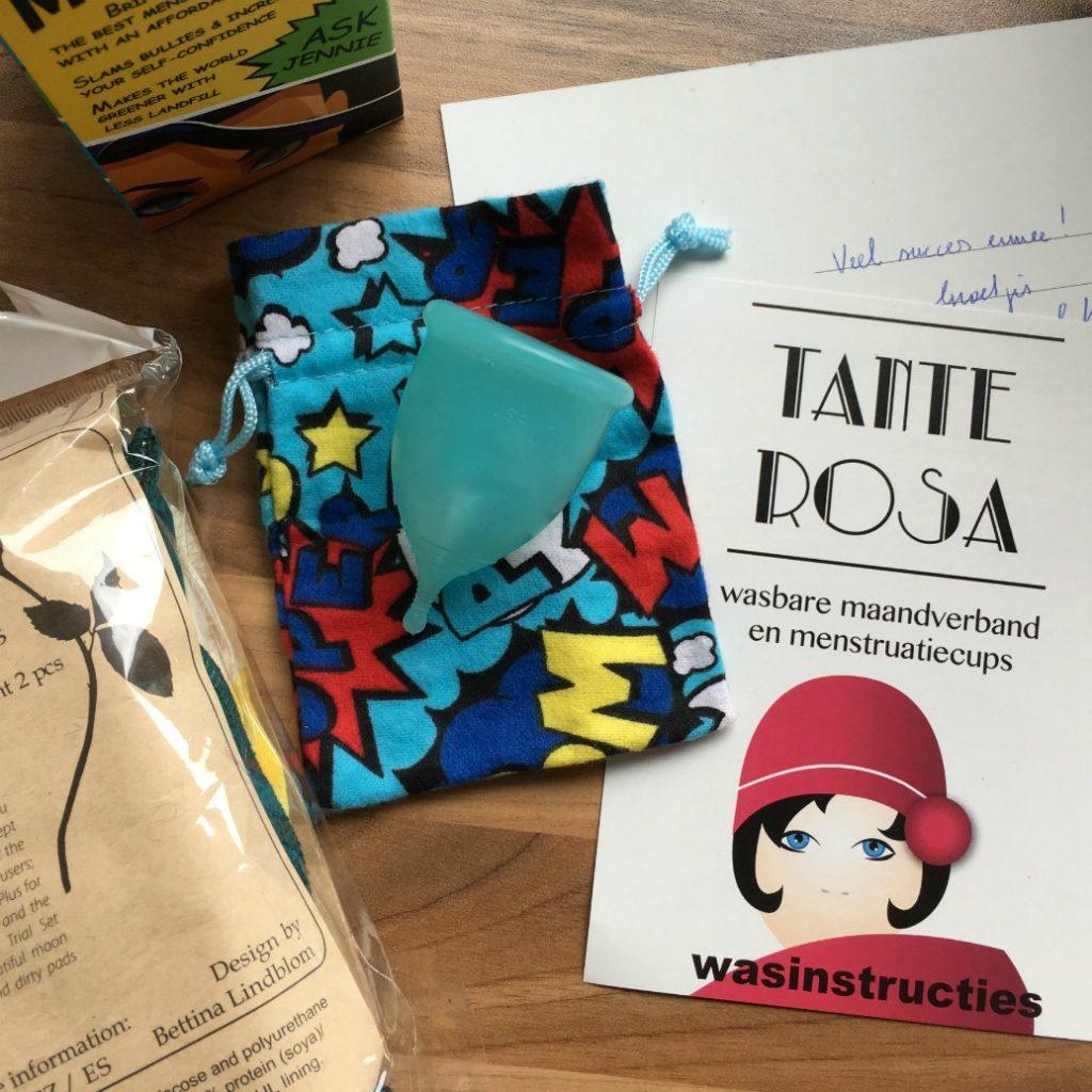 ervaring met webshop Tante Rosa