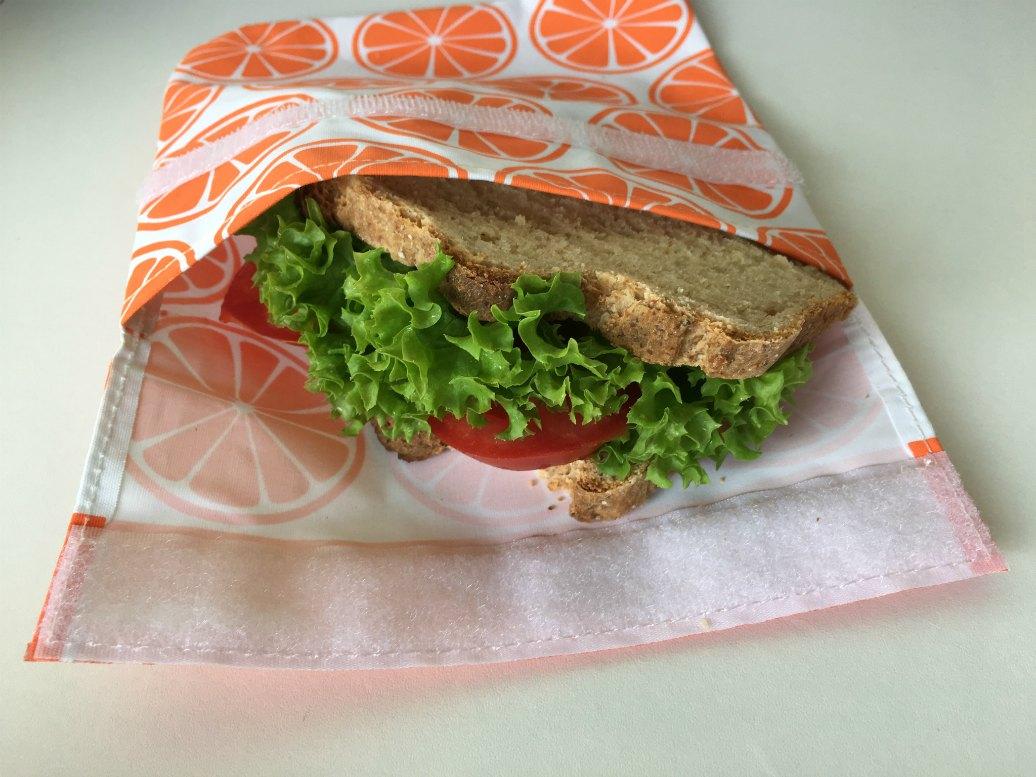 herbruikbaar boterhamzakje lunchskin
