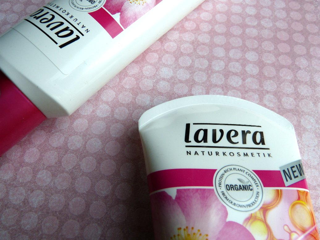 review Lavera shampoo repair & care