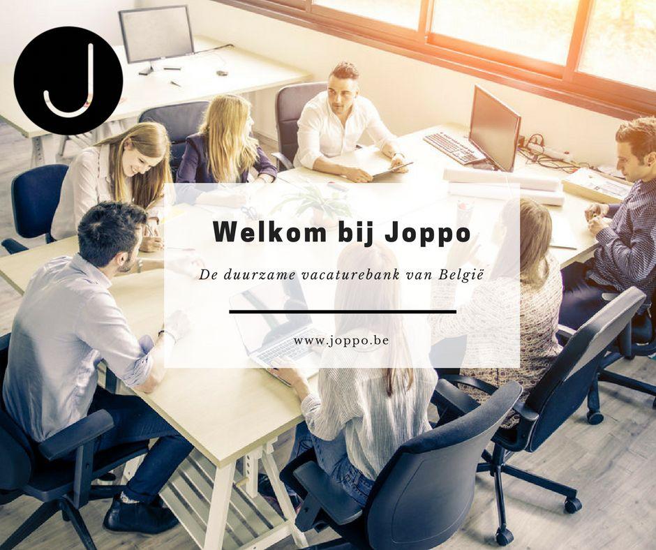 duurzame vacaturebank Joppo