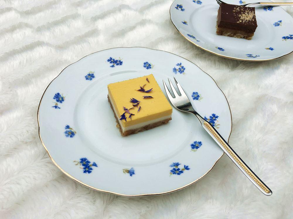Delhaize RAW Cakes: plantaardige en glutenvrije taartjes in de supermarkt
