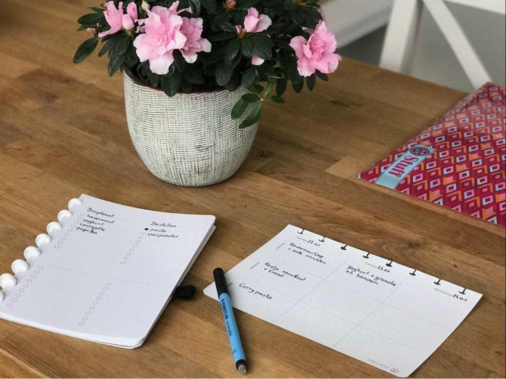 Greenbook review uitwisbaar notitieboek