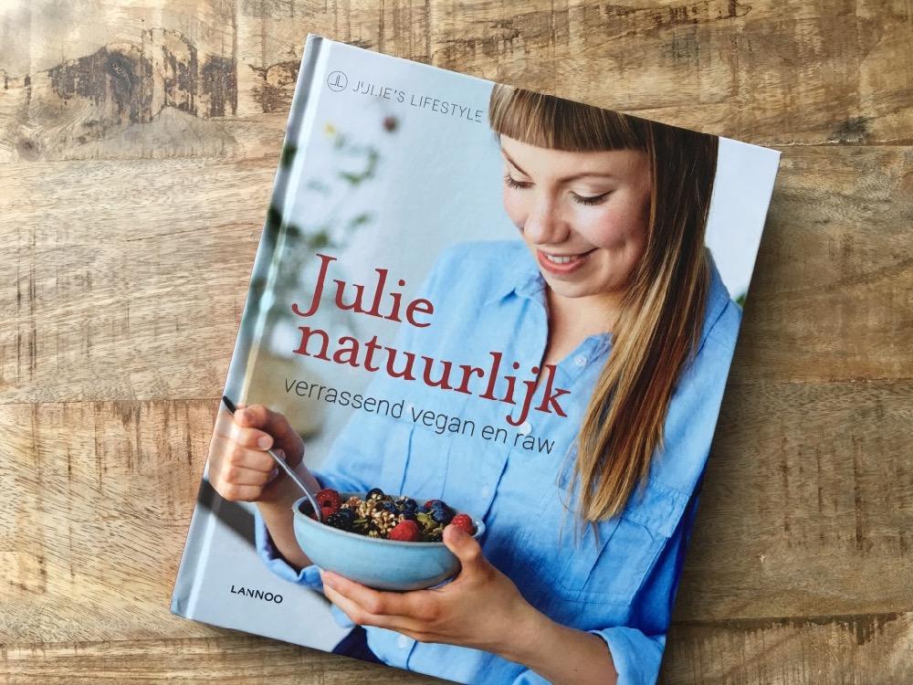 Vegan kookboek Julie Natuurlijk