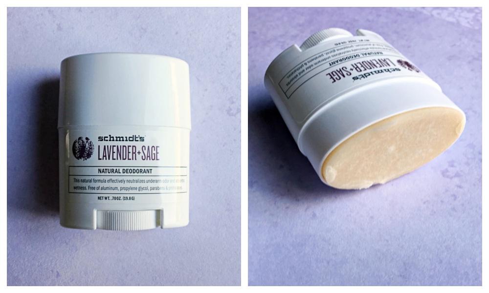 Schmidt's natuurlijke deodorant lavender sage lavendel