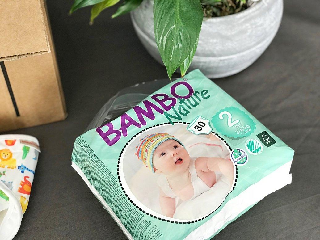 bambo nature ecologische luier