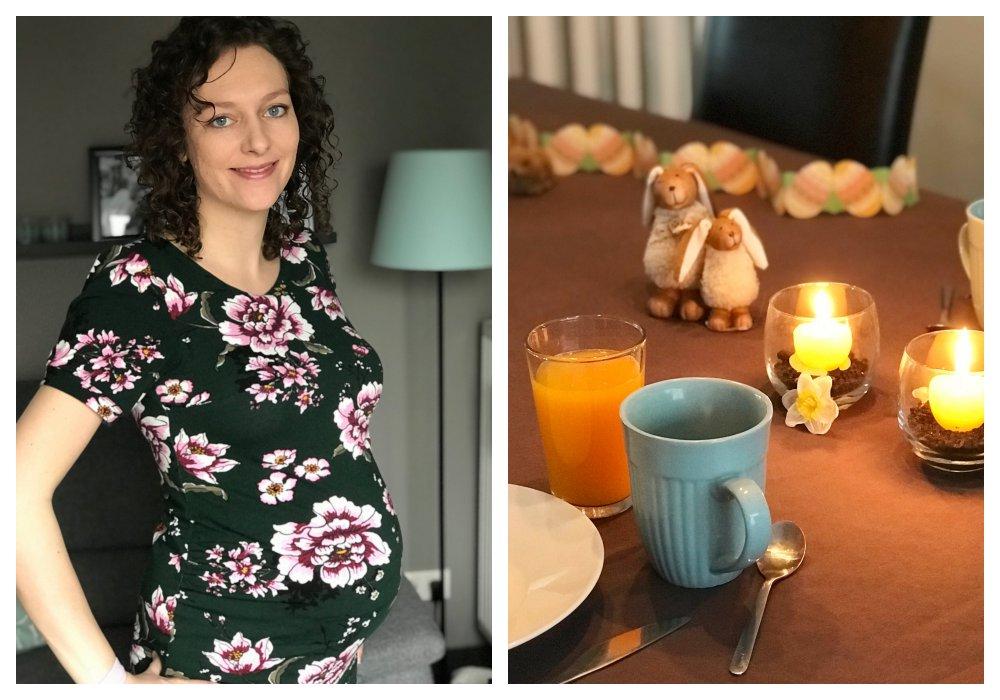 zwangerschap week 32 dagboek