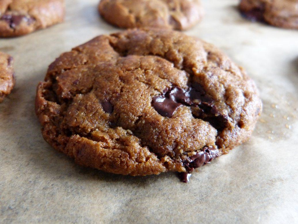 Recept: Glutenvrije chewy chocolate chip cookies