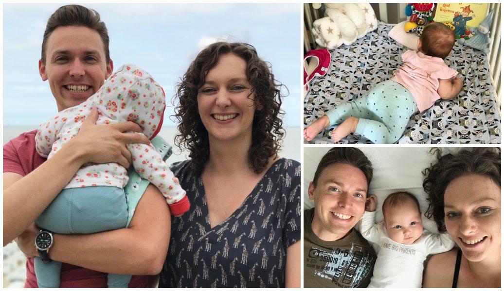 drie maanden mama dagboek