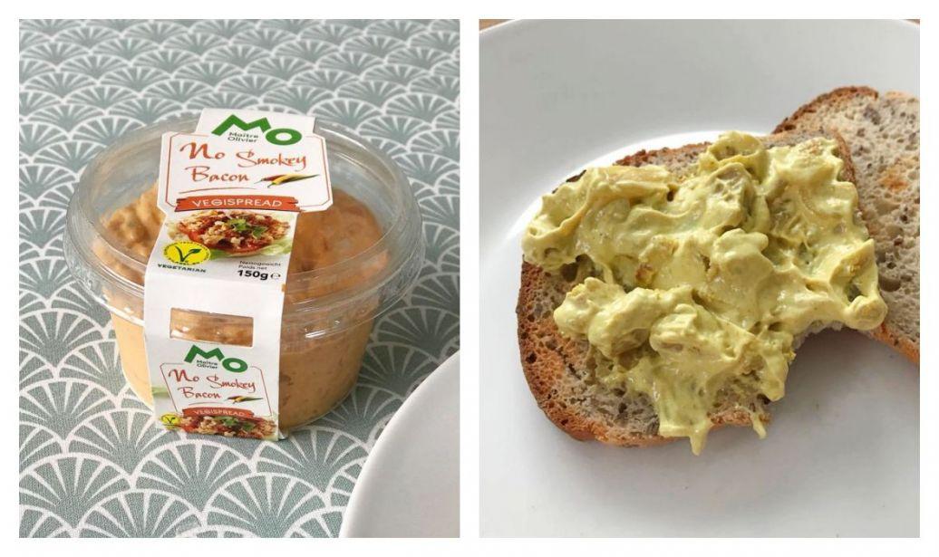 maître olivier broodbeleg vegispread