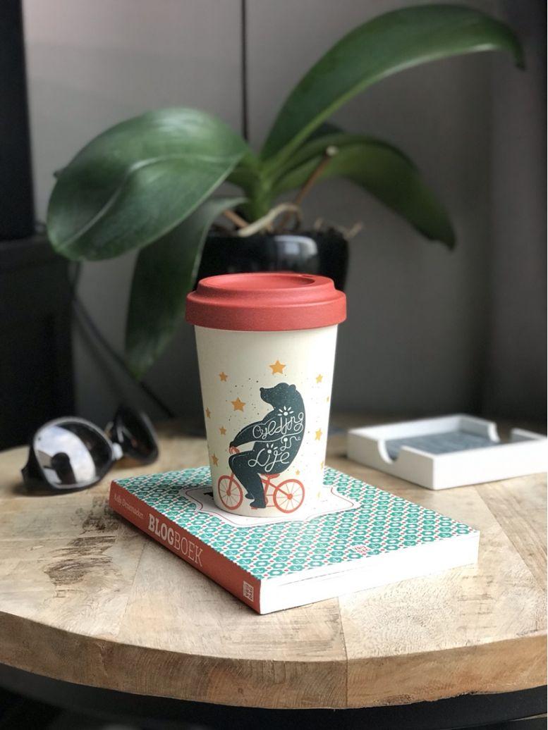 plasticvrije alternatieven voor bamboe koffiebeker