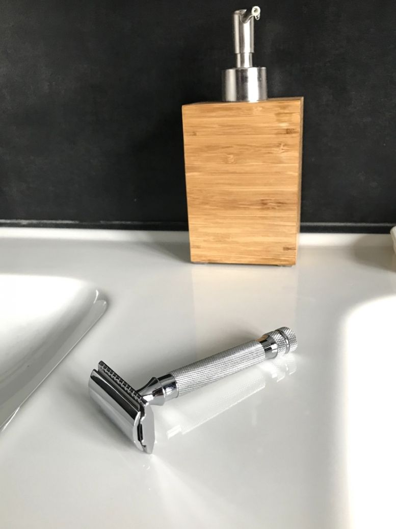 duurzaam scheren safety razor