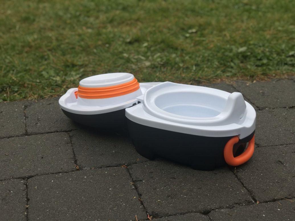 Review My Carry Potty: een meeneempotje voor onderweg