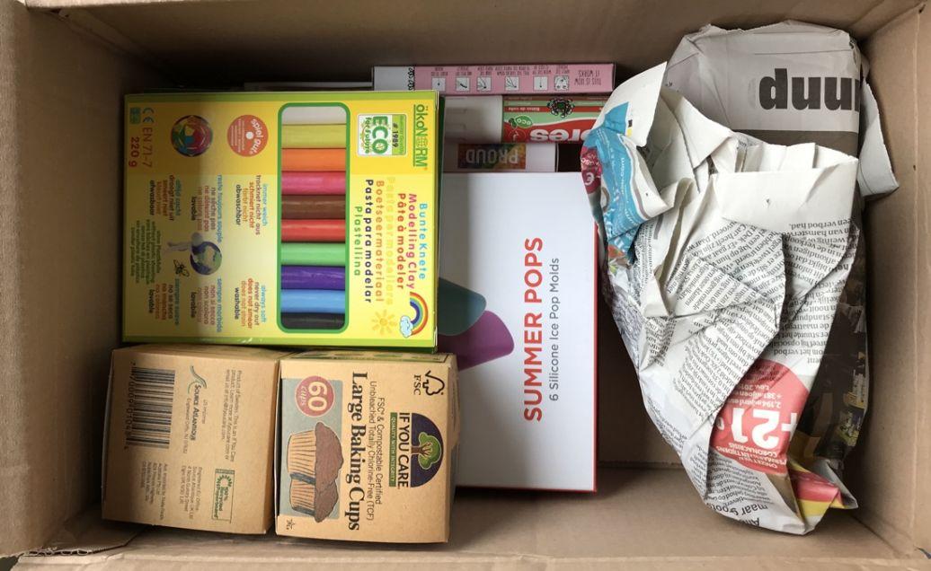 Shoplog: bestellen bij Kudzu   #kooplokaal