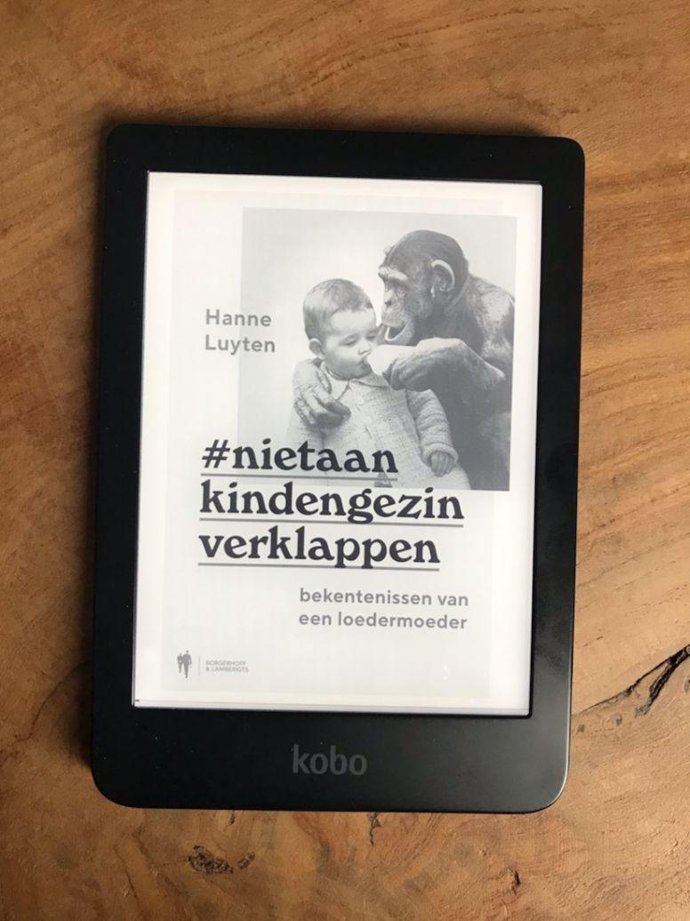 boeken over ouderschap: niet aan kind en gezin verklappen