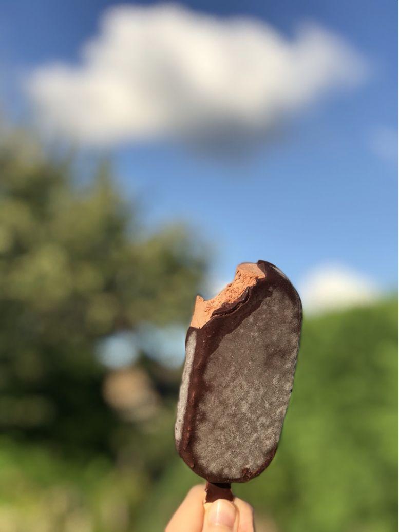 abbot Kinney's frostick ijsje