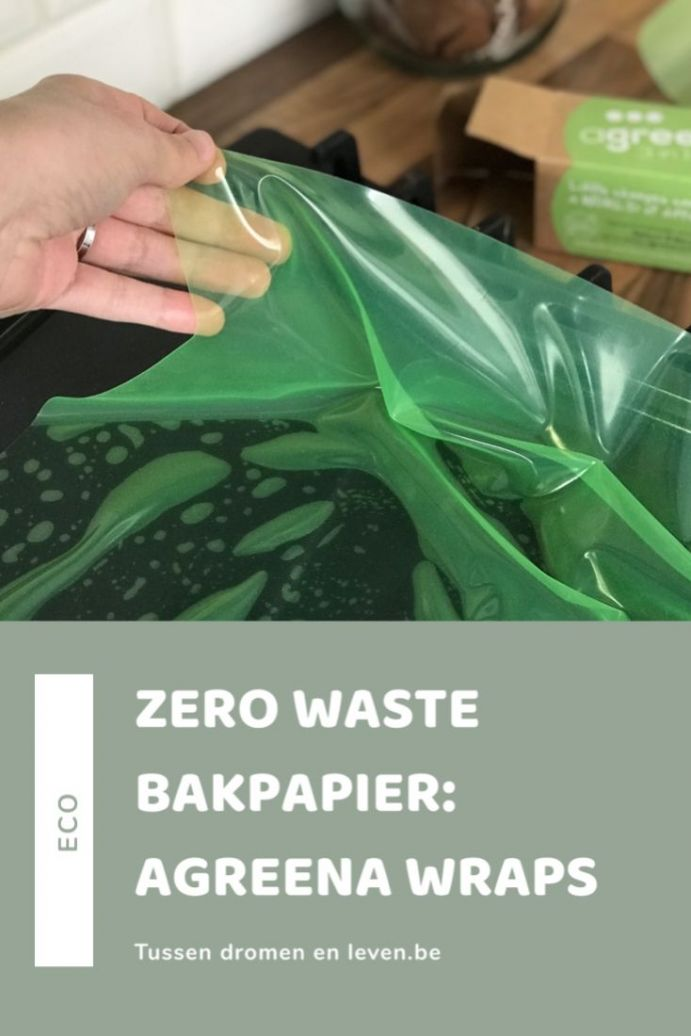 zero waste bakpapier