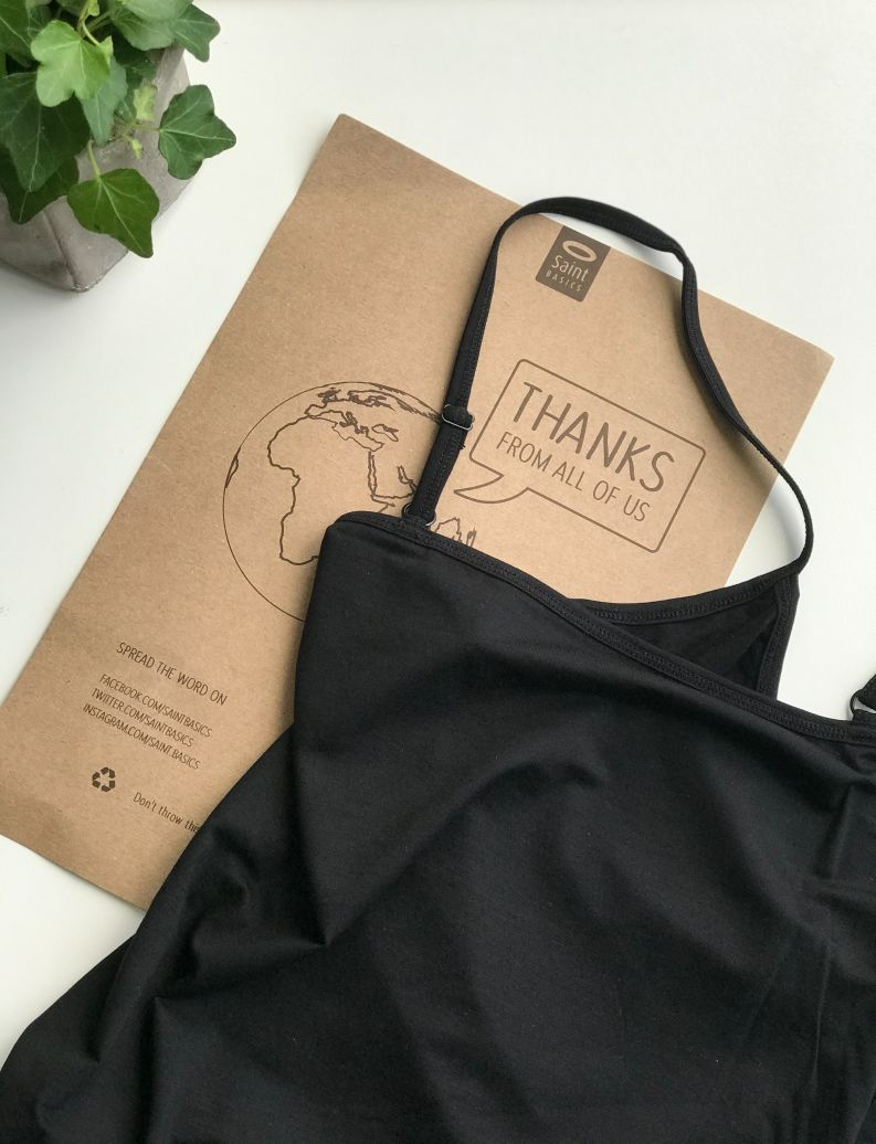 review duurzaam ondergoed Saint basics