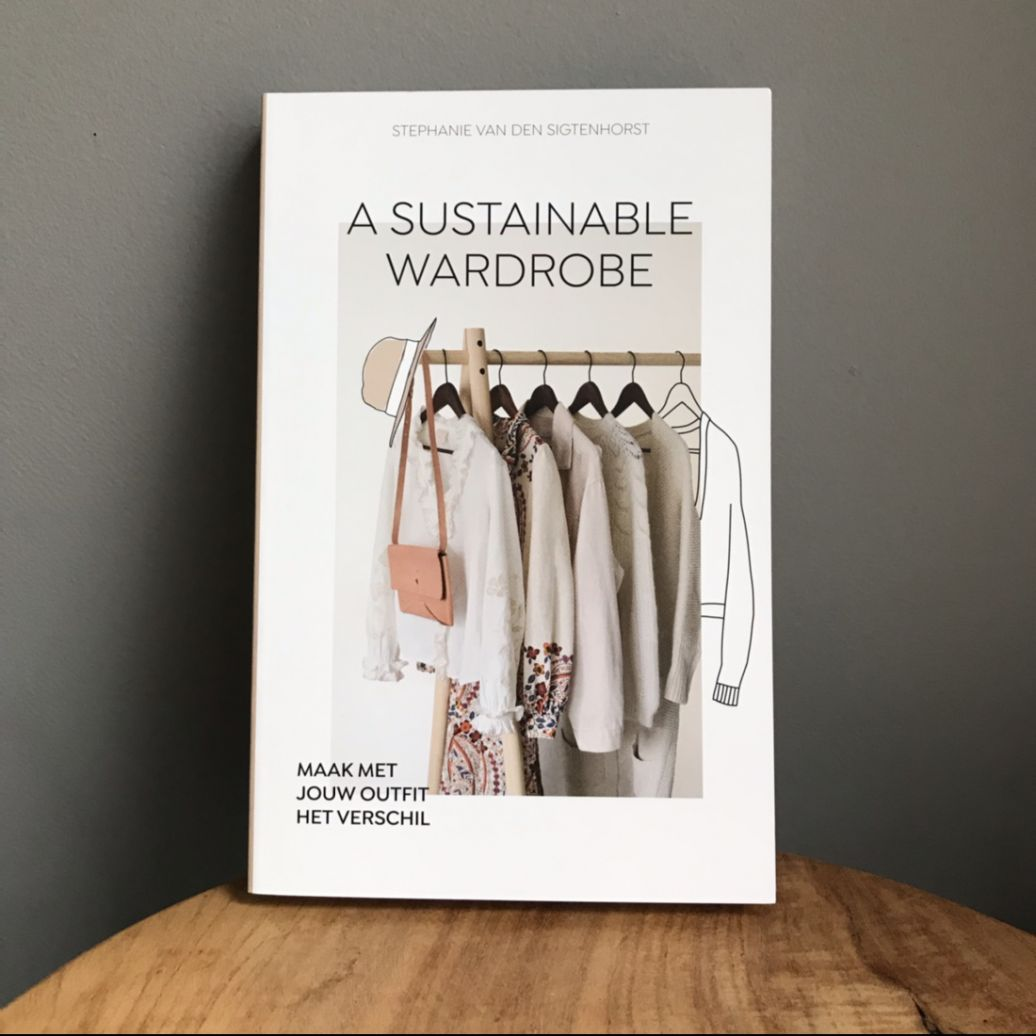 Wist jij dit over de kledingindustrie? | Boek A Sustainable Wardrobe
