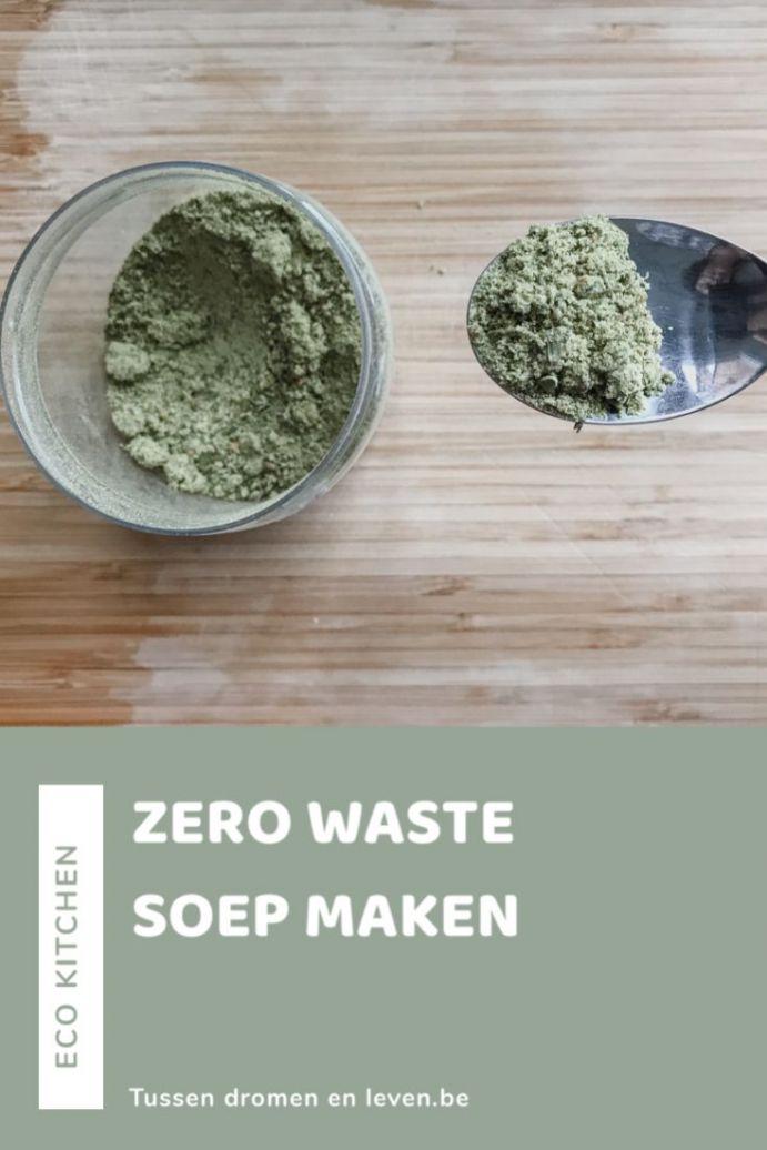 zero waste soep maken tips