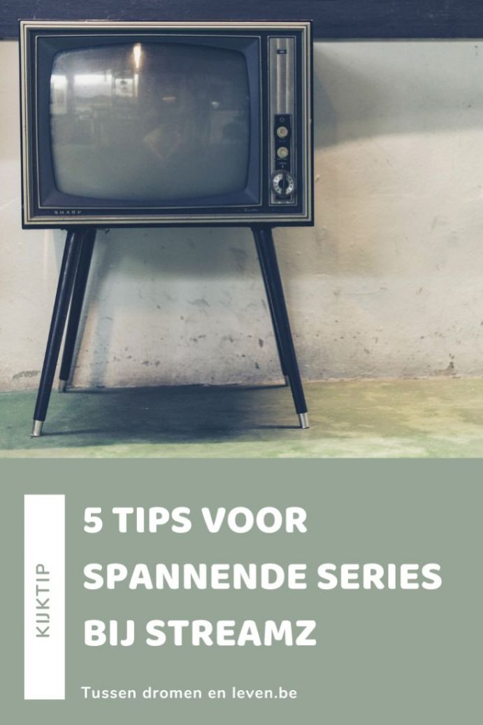 spannende series op streamz tips