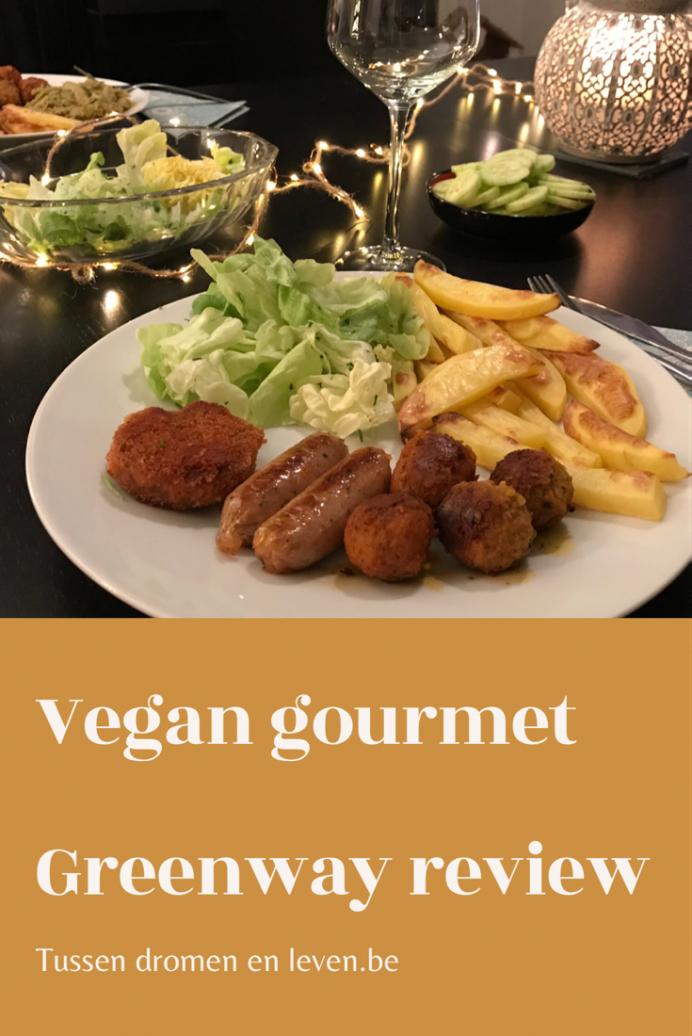 Vegan gourmet Greenway review