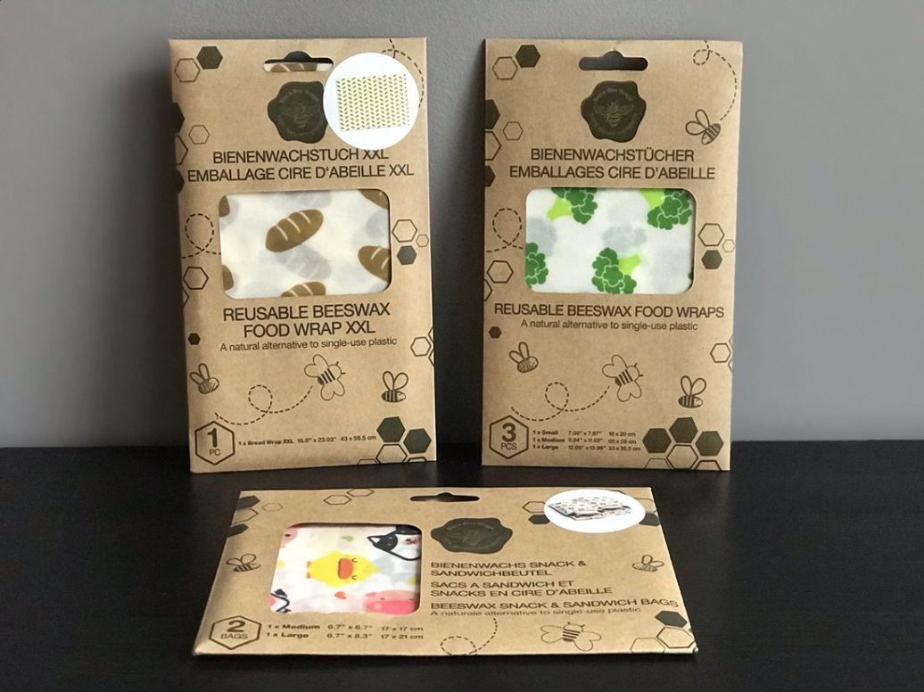 alternatief voor plastic folie bijenwasdoek