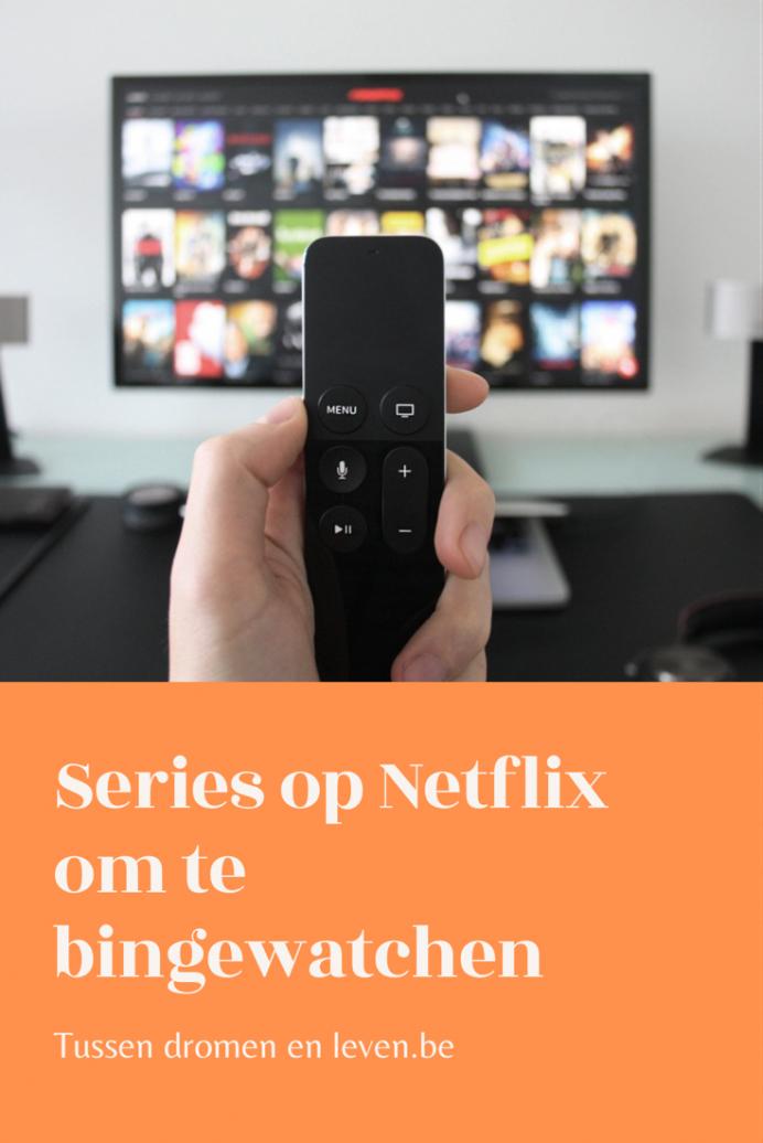 series op Netflix tips