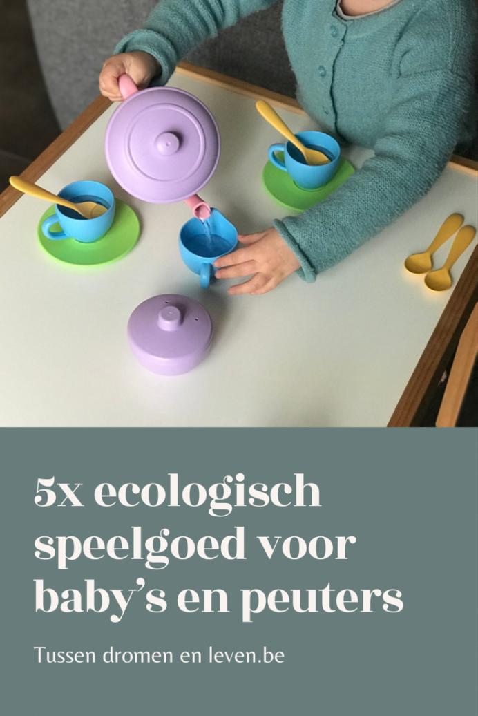 ecologische speelgoedmerken