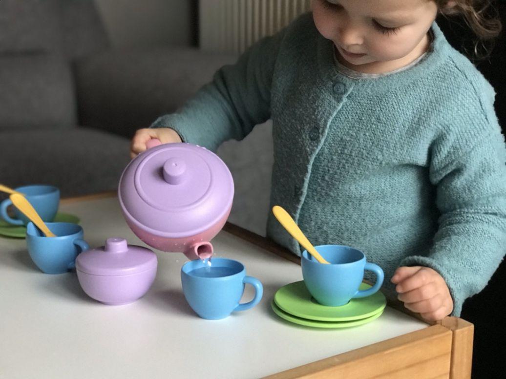 favoriete ecologische speelgoedmerken voor baby en peuter