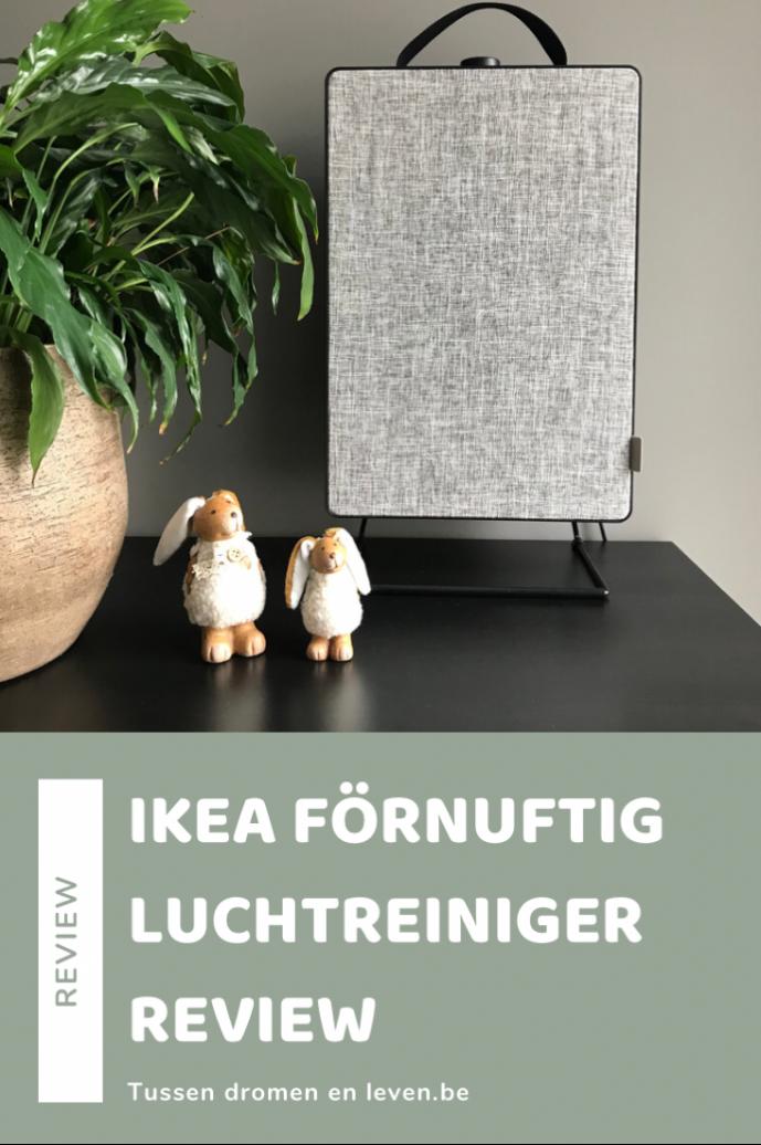 Ikea luchtreiniger review