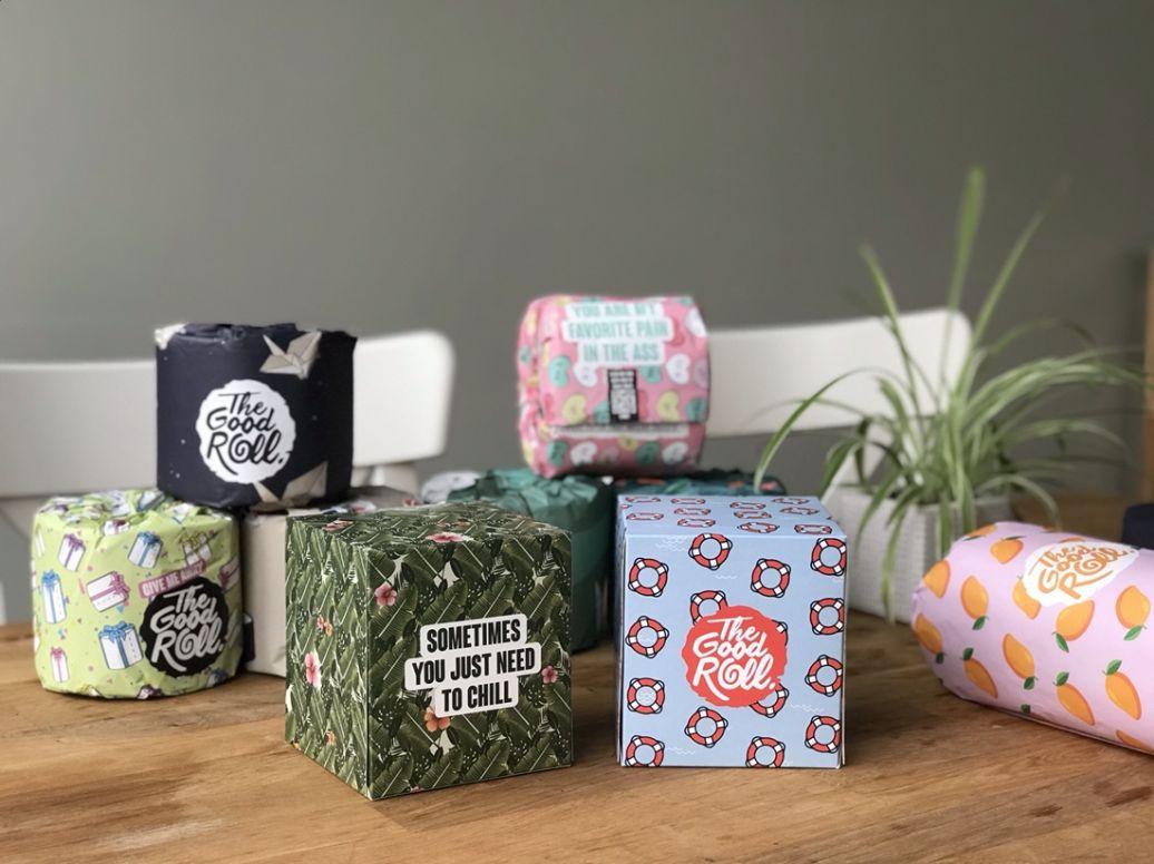 gerecycleerde tissues the good roll duurzame zakdoeken