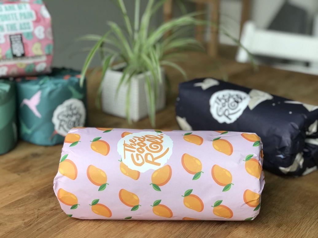 duurzame keukenrol the good roll