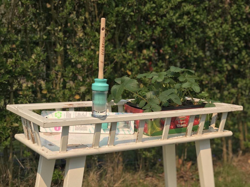 ecobrush brush keeper duurzame verfborstel