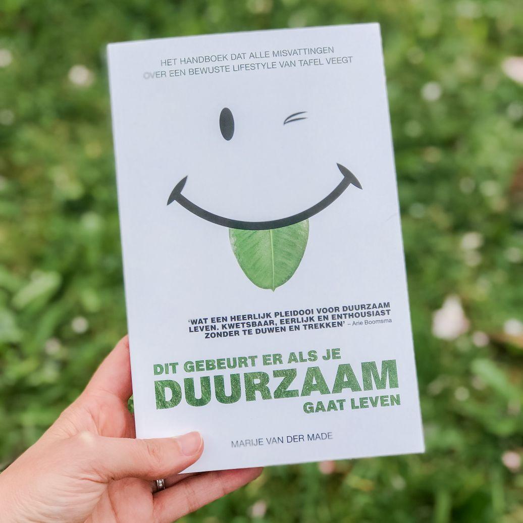 boek recensie dit gebeurt er als je duurzaam gaat leven marije van der made
