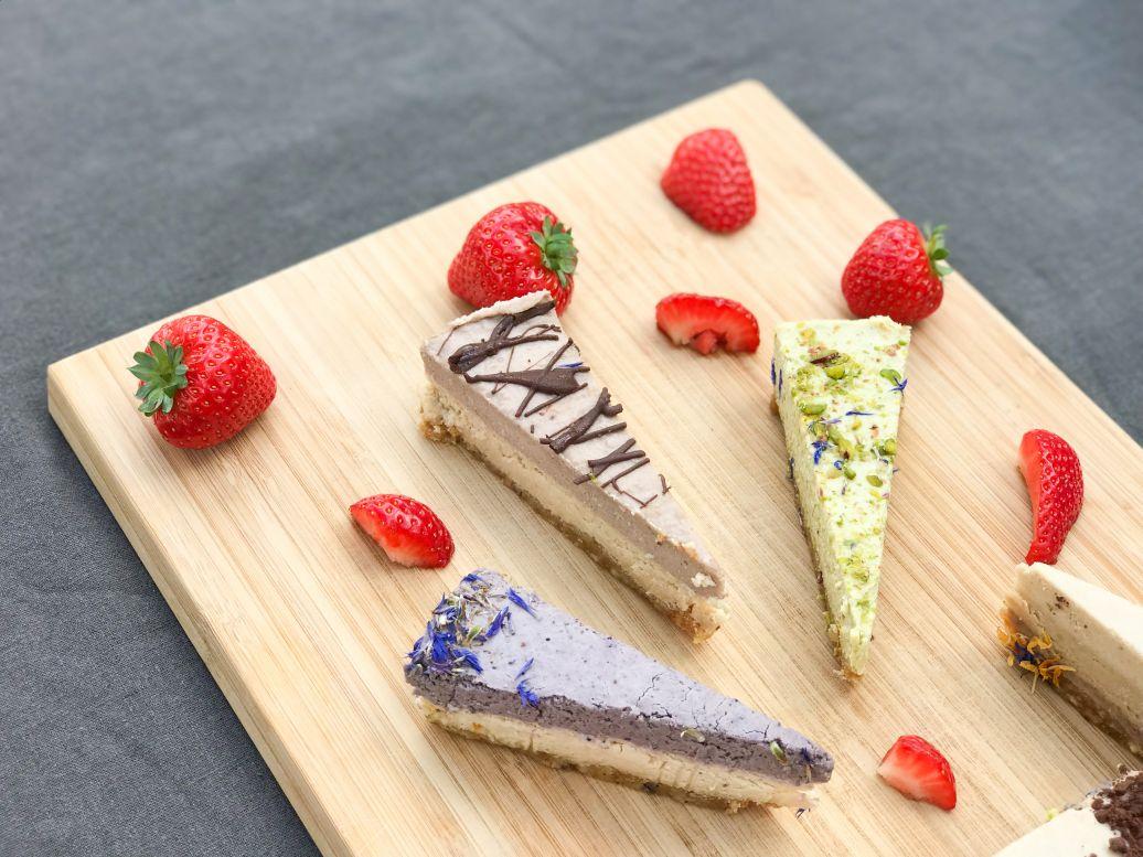 review piece of joy taart vegan glutenvrij suikervrij