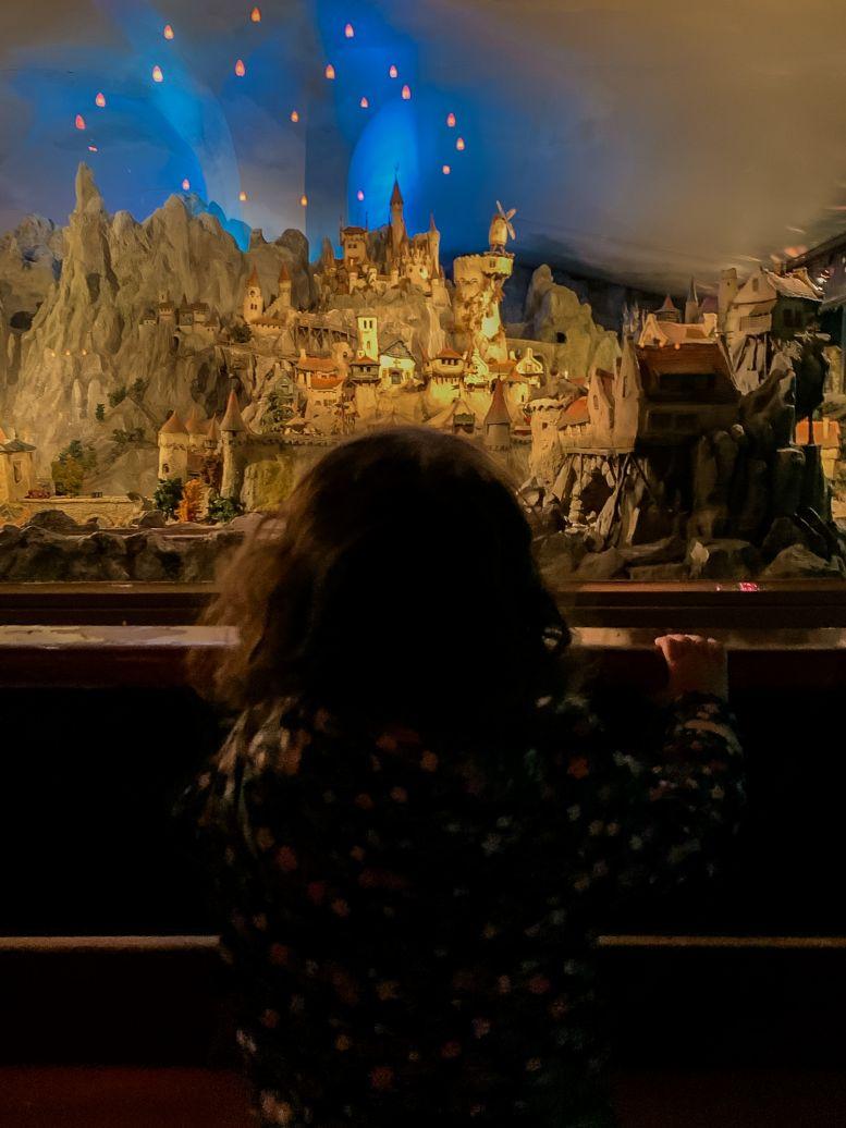 diorama Efteling